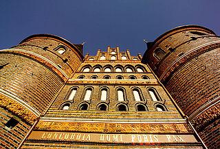 Sights in Lübeck