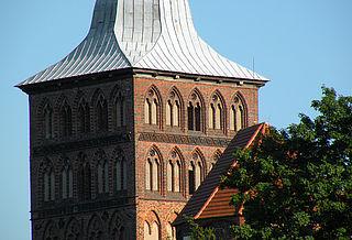 Burgkloster & Burgtor