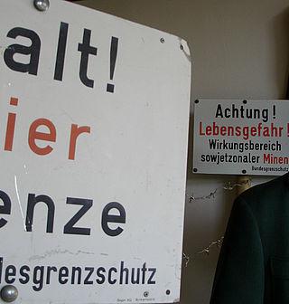 Grenzdokumentations-Stätte Lübeck-Schlutup