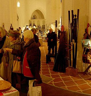 Kunsthandwerkermarkt St. Petri